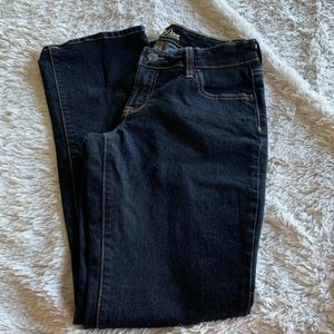 Old Navy Diva Jeans, dark blue, EUC